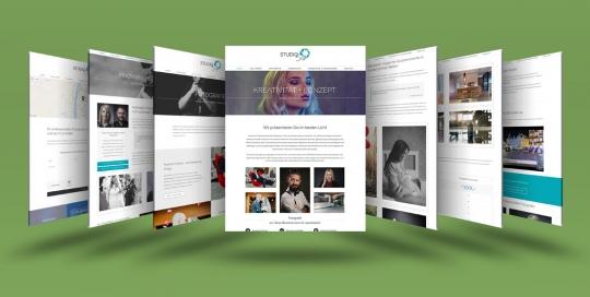 Site ST54 crée sous WordPress