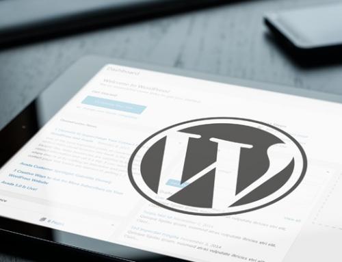 WordPress – nous créons votre site Internet intuitif et adaptable